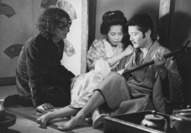 Nagisa Oshima, Eiko Matsuda, Tatsuya Fuji