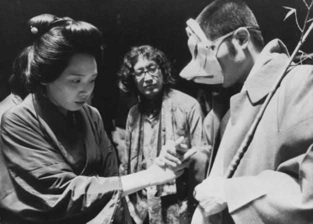 Eiko Matsuda, Nagisa Oshima, Tatsuya Fuji