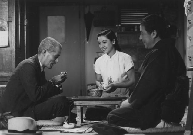 Chishu Ryu, Setsuko Hara, Chieko Higashiyama
