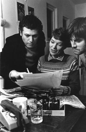 Jon Finch, Glenda Jackson, Alun Lewis
