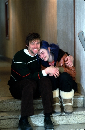 Jim Carrey, Kate Winslet