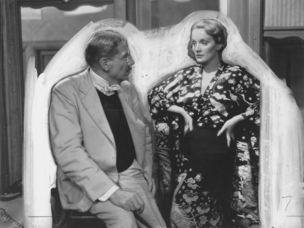 Lawrence Grant, Marlene Dietrich