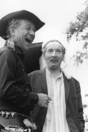 Sidney James, Kenneth Williams