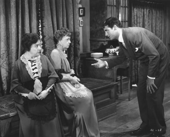 Josephine Hull, Jean Adair, Cary Grant