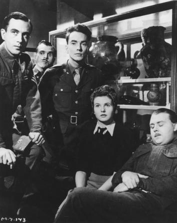 Dennis Price, Sheila Sim, John Sweet, Graham Moffatt