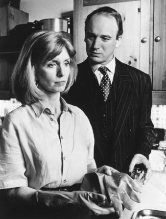 Jane Asher, Tim Woodward