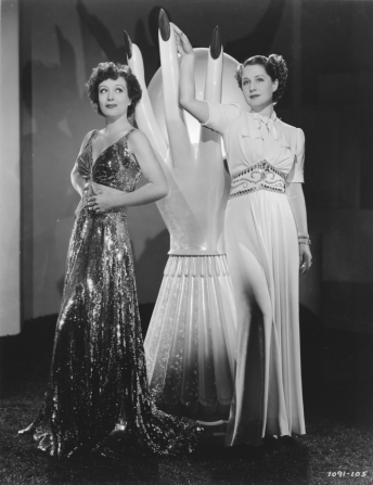 Joan Crawford, Norma Shearer