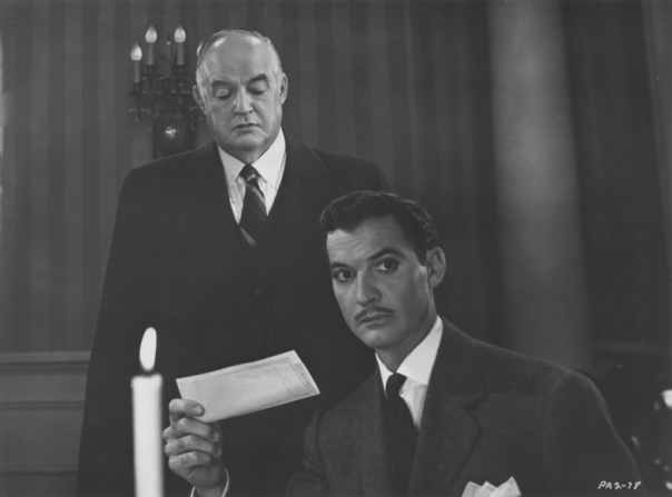 Sydney Greenstreet, Zachary Scott