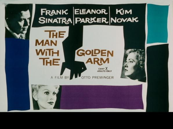 Frank Sinatra, Eleanor Parker, Kim Novak