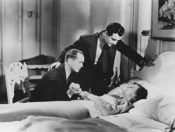 Franchot Tone, Margaret Sullavan, Robert Taylor
