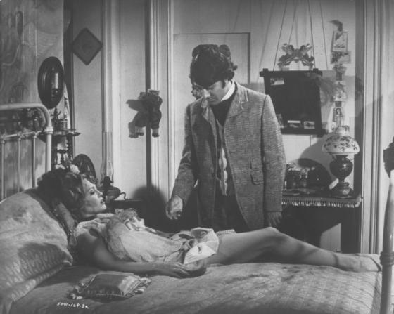Faye Dunaway, Dustin Hoffman