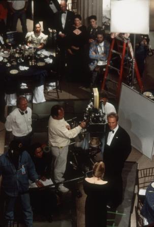 Wolfgang Petersen, Clint Eastwood, Rene Russo