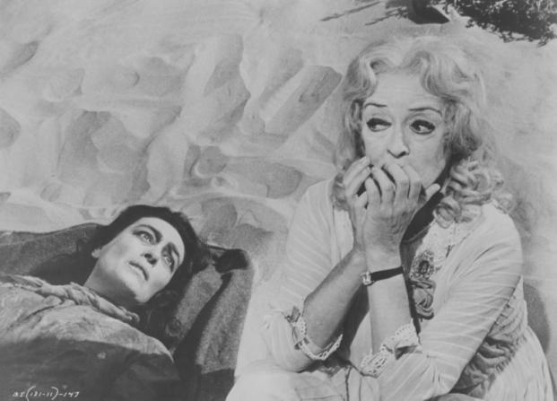 Joan Crawford, Bette Davis
