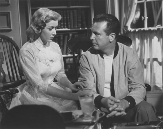 Gloria Grahame, Dick Powell