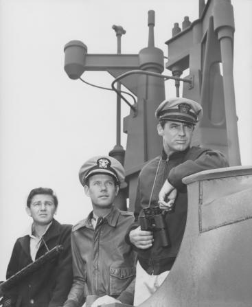 Cary Grant, John Garfield, John Ridgely