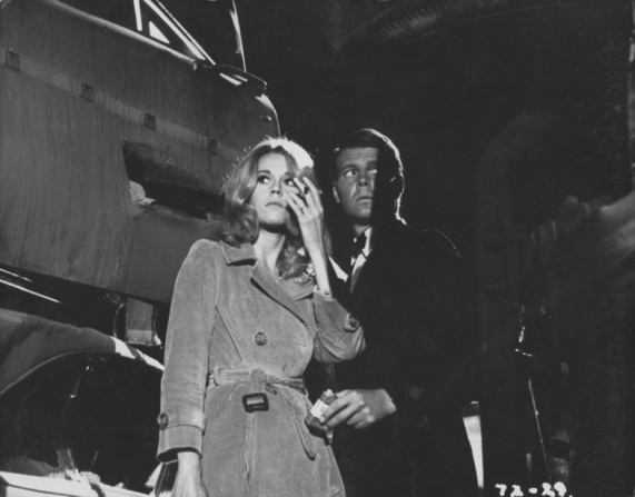 Jane Fonda, James Fox