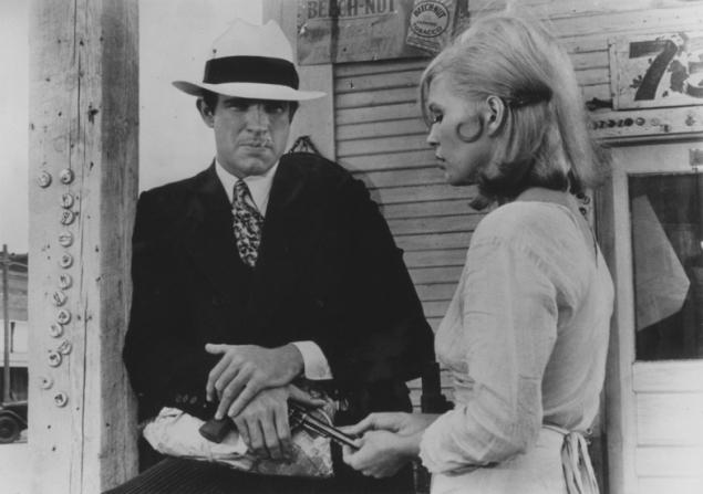 Warren Beatty, Faye Dunaway