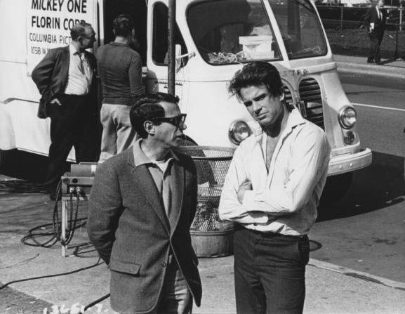 Warren Beatty, Arthur Penn