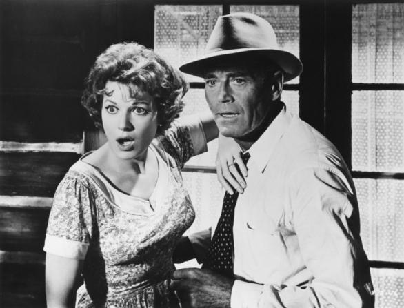 Maureen O'Hara, Henry Fonda