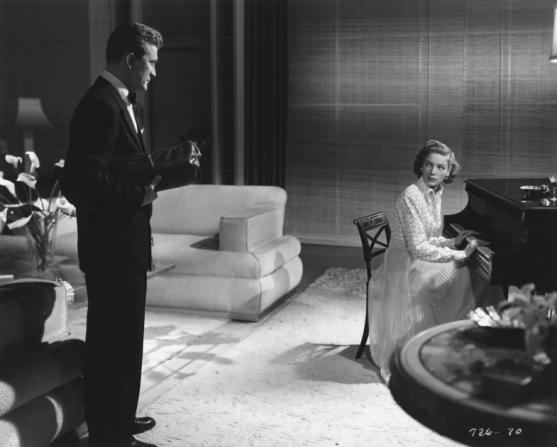 Kirk Douglas, Lauren Bacall