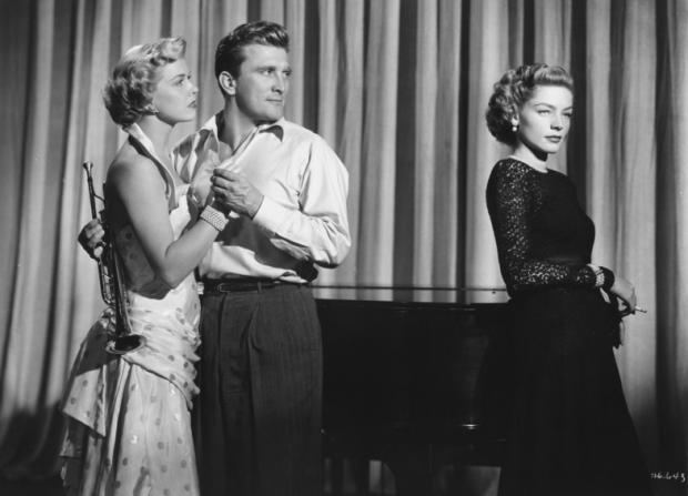 Doris Day, Kirk Douglas, Lauren Bacall
