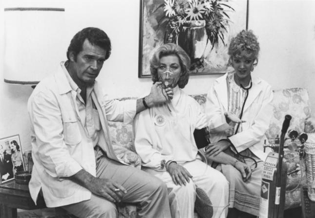 James Garner, Lauren Bacall, Ann Ryerson