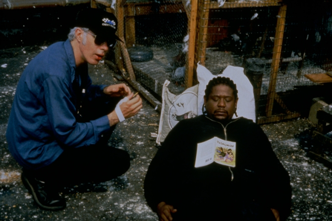 Jim Jarmusch, Forest Whitaker