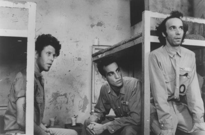 Tom Waits, John Lurie, Roberto Benigni