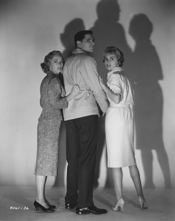 Vera Miles, John Gavin, Janet Leigh