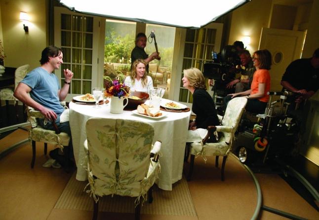Keanu Reeves, Frances McDormand, Diane Keaton, Nancy Meyers