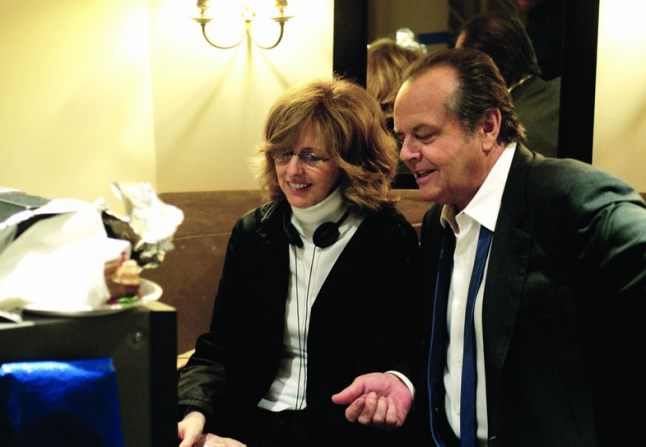 Nancy Meyers, Jack Nicholson