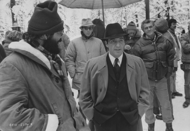 Francis Ford Coppola, Al Pacino