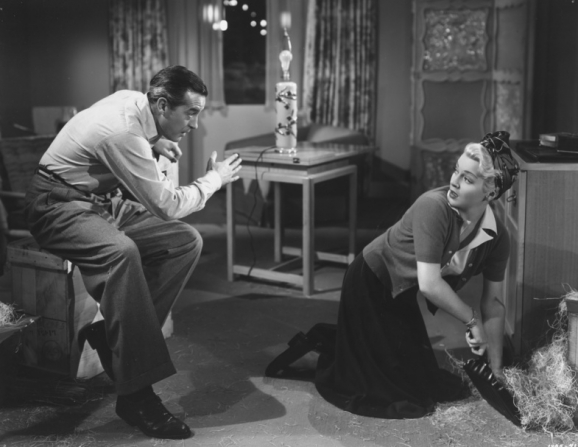 Ray Milland, Lana Turner