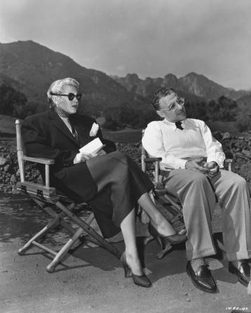 Lana Turner, George Cukor