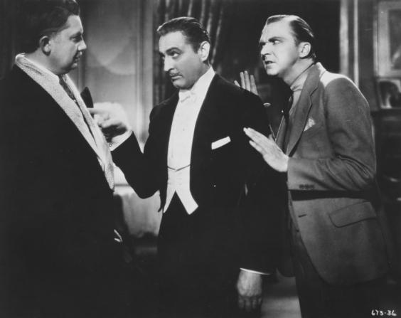 John Barrymore, Lee Tracy