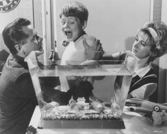 Glenn Ford, Ron Howard, Shirley Jones