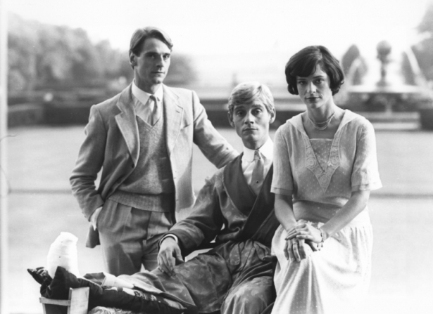Jeremy Irons, Anthony Andrews, Diana Quick