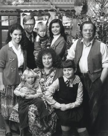 Abigail Rokison, Philip Franks, Catherine Zeta-Jones, David Jason, Pam Ferris
