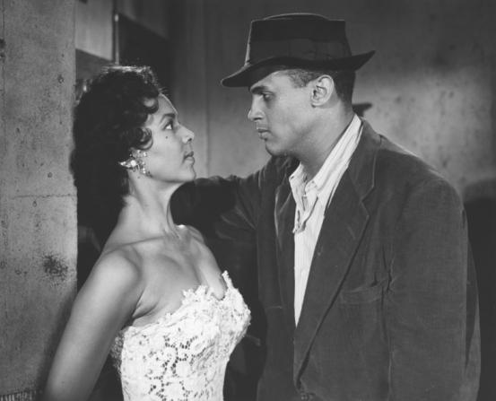 Dorothy Dandridge, Harry Belafonte