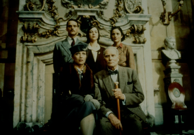 Diana Quick, Laurence Olivier, Jeremy Irons