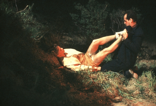 Jessica Lange, Jack Nicholson
