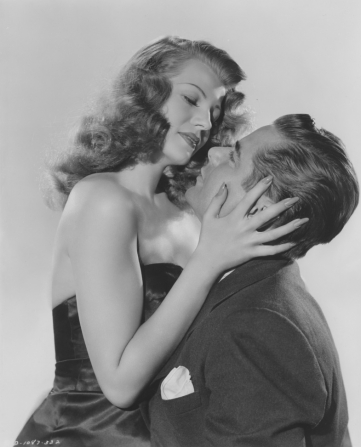 Rita Hayworth, Glenn Ford