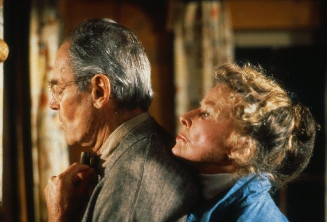 Henry Fonda, Katharine Hepburn