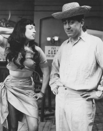 June Whitfield, Tony Hancock