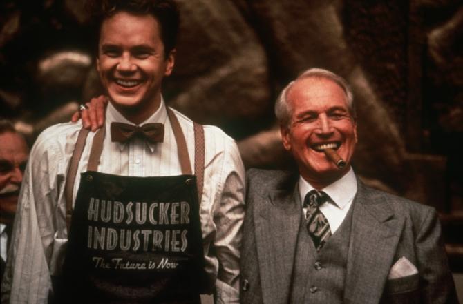 Tim Robbins, Paul Newman
