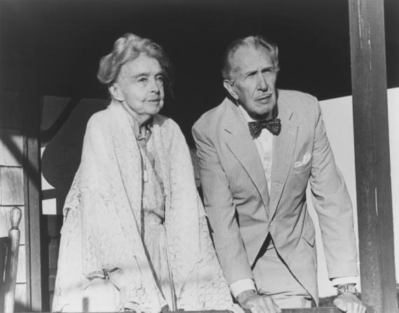 Lillian Gish, Vincent Price