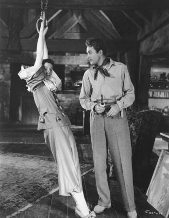 Katharine Hepburn, Brian Aherne