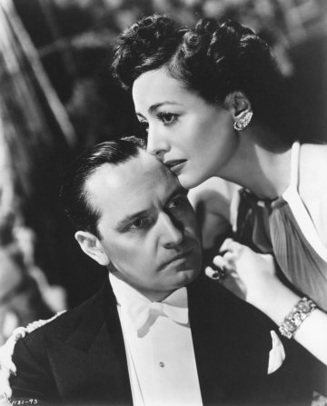 Fredric March, Joan Crawford