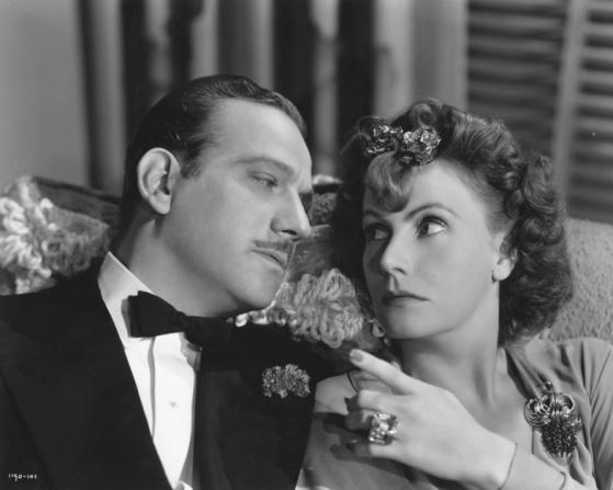 Melvyn Douglas, Greta Garbo