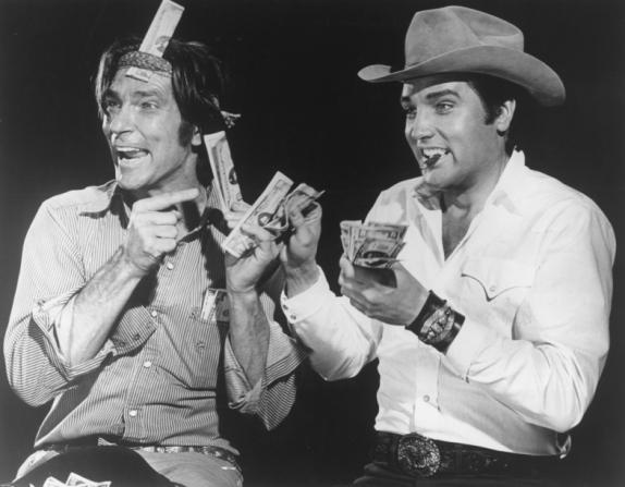 Elvis Presley, L.Q. Jones